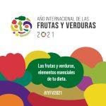 Año Internacional de las Frutas y Verduras - 2021